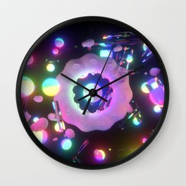 CENTRAL Wall Clock