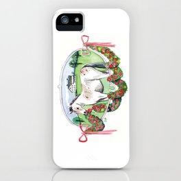 Silly Pony iPhone Case