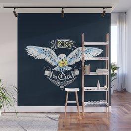 Owl Post Wall Mural