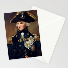 Admiral Horatio Nelson Stationery Cards
