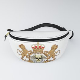 YOU HAVE TO PICK YOUR BATTLES Art the King's  Fanny Pack