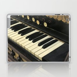 Organ Keys Laptop & iPad Skin