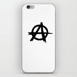 Anarchy iPhone Skin