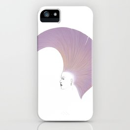 Punkette iPhone Case