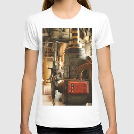 Heavy Industry - Old Machines T-shirt