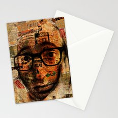 Woody A. Stationery Cards