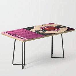 Ballgagged 3 Coffee Table