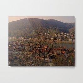 Heidelberg Metal Print