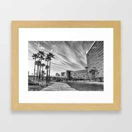 Nature City Alliance II Framed Art Print