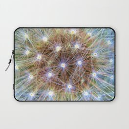 Luminous Colorful Blowball Laptop Sleeve