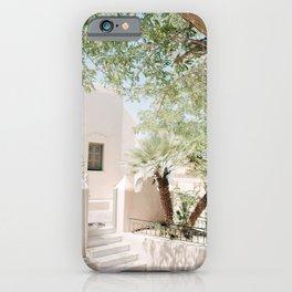Santorini 0024: Pyrgos, Santorini, Greece iPhone Case