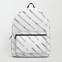 Gray Abstract geometric background #society6 #decor #buyart #artprint Backpack