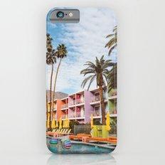 Palm Springs Pool Day VII iPhone 6 Slim Case