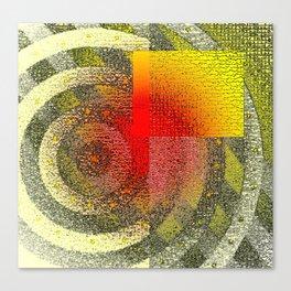 Orange #56 Canvas Print