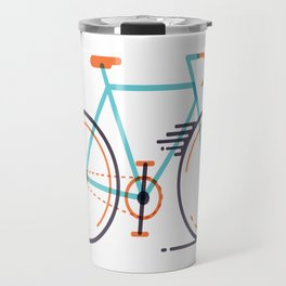 speed bike Travel Mug