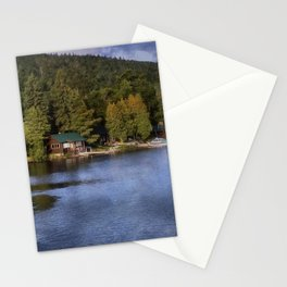 Copper Harbor, Michigan Stationery Cards