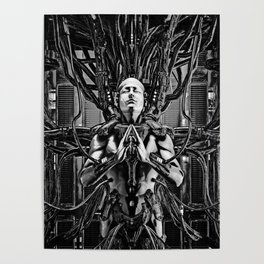Soul of the Machine Poster