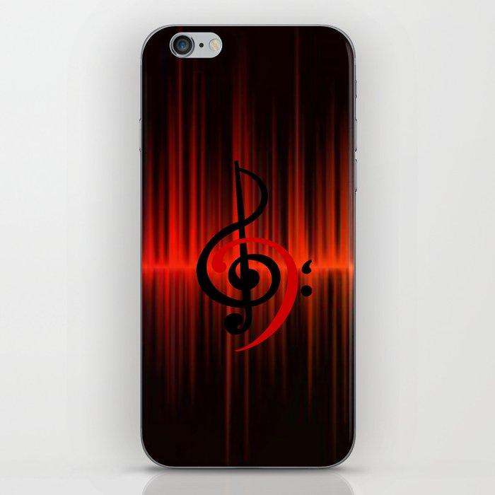 c-sus audio iPhone Skin