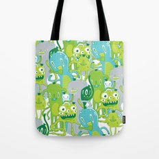 Done with Monster School! Tote Bag