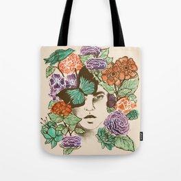 Brianna's Garden Tote Bag