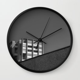 off the wall Wall Clock