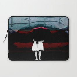 Heaven Is Perfect For Hell Laptop Sleeve