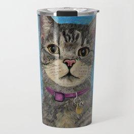 Pimp the Cat Travel Mug