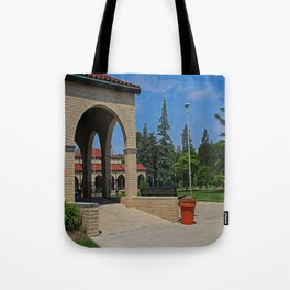 Lourdes University in the Spring II Tote Bag