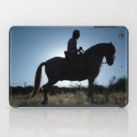 spanish iPad Cases featuring Spanish Horseman by elmundodehector