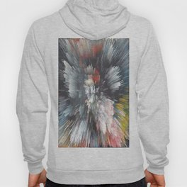 Abstract night Hoody