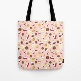 Cupcakes and Cookies Tote Bag