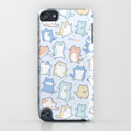 Kitty Dance Off! iPhone Case