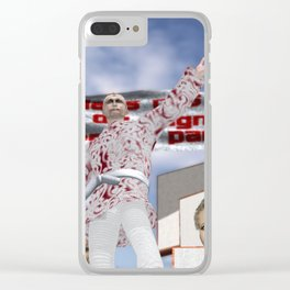 Elections in Russia Clear iPhone Case