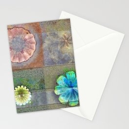 Fast Actuality Flower  ID:16165-084338-75791 Stationery Cards