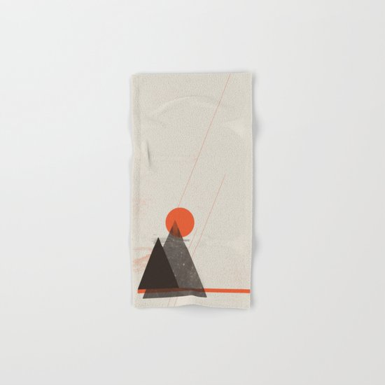 Abstract Landscape Hand & Bath Towel