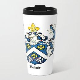Family Crest - Bullard - Coat of Arms Travel Mug