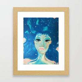 The Universal Sea Framed Art Print