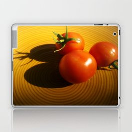 Abstract Tomato Laptop & iPad Skin