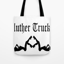 Muther Trucker Tote Bag