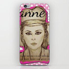 (Joanne - Million Reasons) - yks by ofs珊 iPhone Skin