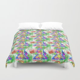 Christmas Tree for the Holidays Duvet Cover