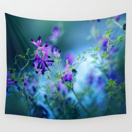 Forest Echoes Wall Tapestry