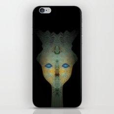 contact iPhone & iPod Skin