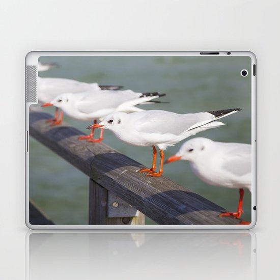 Seagulls II Laptop & iPad Skin