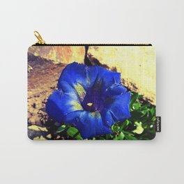 blue gentian Carry-All Pouch