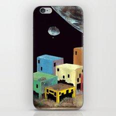 uzakta yaşam iPhone & iPod Skin