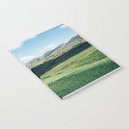 Tunisian Plateau Notebook