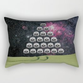 The truth is dead 7 · Advent Rectangular Pillow