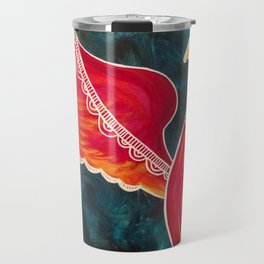 May the Phoenix Rise Travel Mug
