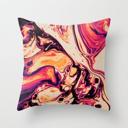 APICULA Throw Pillow